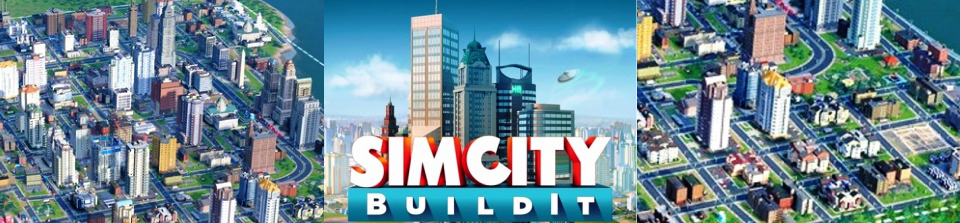 An Enticing Video Games - Mobile SimCity BuildIt –Connecting